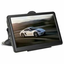 Car Gps Navigator 7 Inch Voice Navigation System Hd Press Screen 8Gb Built- O8F6