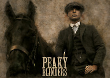 Gift Trio Poster Print TV Series Wall Art Peaky Blinder Home Decor