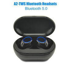 A2-TWS Wireless Bluetooth Stereo Earphones Earbuds Headphones For Ios Andriod