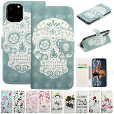 For iPhone 11 Pro Max XS XR 6 7+ 8 Plus Case Magnetic Leather Wallet Stand Cover