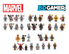 MARVEL MINI FIGURES - Building Blocks - (6-8pcs/Set) - 1.8 Inch - AVENGERS
