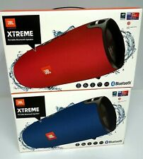 JBL XTREME Portable Wireless Speaker Red & Blue Brand New & Sealed