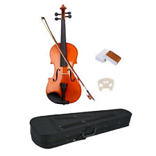 Violin Geigen Fiddle solide Holz antike Violine Geige Matte Finish mit Hard