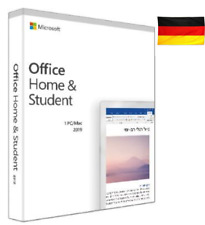 MS Office 2019 Home & Student H&S 32 & 64 Bit Vollversion direkt per E-Mail