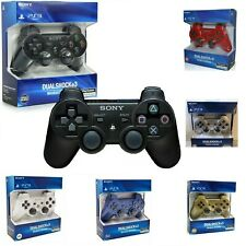 NEW Original Sony PlayStation 3 PS3 DualShock 3 Wireless SixAxis Controller