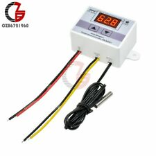 Digital Temperature Controller Thermostat Sensor Switch Regulator Heating LT