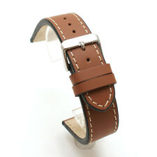 Birkenstock Chrono XL Tan Brown Leather Watch Strap : sizes 18 - 32mm (A0)