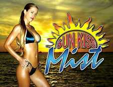 Sun Kiss- Sunless DHA Airbrush Tanning Solution - 1 Gal