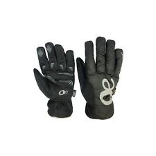 OUTEREDGE AEROTEX REFLECTIVE BIKE RIDING TRAINING GLOVES. 5 SIZES AVAIL. OGL016B