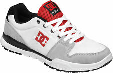 DC ROB DYRDEK MENS 'ALIAS LITE' SKATE SHOE 303207 WHITE/GREY/RED (WYR) £64.99