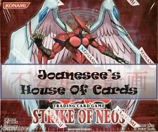 Yu-gi-oh Strike Of Neos Commons 006-33 Mint Card Selection Single/Playset