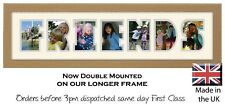 Friends Photo Frame Name Frame Personalised Birthday Gift by Photos in a Word