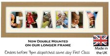 Granny Photo Frame Name Frame Personalised Birthday Gift by Photos in a Word