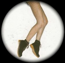 ***LIMITED EDITION*** Layered Fishnet/Fencenet Tights (2 pairs) for Layered Look