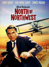 """""""NORTH BY NORTHWEST""""..Alfred Hitchcocks Classic Movie Poster A1A2A3A4 Sizes"""