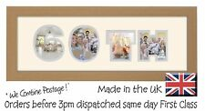 60th Birthday Photo Frame Personalised Gift Diamond Wedding by Photos in a Word
