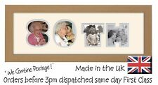 80th Birthday Photo Frame Name Frame Personalised Picture Gift Photos in a Word