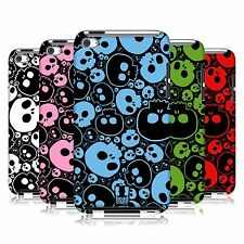 HEAD CASE DESIGNS JAZZY SKULL CASE COVER FOR APPLE iPOD TOUCH 4G 4TH GEN