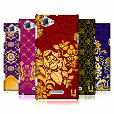 HEAD CASE DESIGNS MODERN BAROQUE CASE COVER FOR SONY XPERIA L C2105