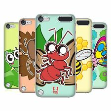 HEAD CASE DESIGNS EYE BUG CASE COVER FOR APPLE iPOD TOUCH 5G 5TH GEN
