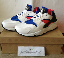 NIKE AIR HUARACHE OG US UK 7 8 9 10 11 12 13 Royal Blue Pink 318429-146 QS 2013