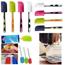 Silicone Spatula Spoon Kitchen Utensil Cake Mixer Cooking Baking Noodles Mixer