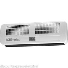 Dimplex Air Curtain Electrical Indoor Fan Heater Warm Cool 3kW 4.5kW 6kW