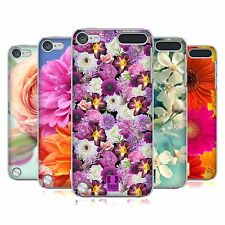 HEAD CASE DESIGNS FLOWERS CASE FOR APPLE iPOD TOUCH 5G 5TH GEN
