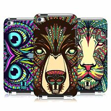 HEAD CASE DESIGNS AZTEC ANIMAL FACES CASE COVER FOR APPLE iPOD TOUCH 4G 4TH GEN