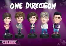 New One Direction Celebz Mini Figure Cute Toy Dolls Harry Liam Niall Louis Zayn