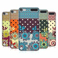 HEAD CASE DESIGNS FLORAL DOTS CASE COVER FOR APPLE iPOD TOUCH 5G 5TH GEN