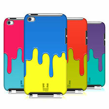 HEAD CASE COLOUR BLOCK MELTDOWN BACK CASE COVER FOR APPLE iPOD TOUCH 4G 4TH GEN