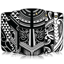 HEAD CASE SAMOAN TATTOO SNAP-ON BACK CASE COVER FOR BLACKBERRY TORCH 9800 9810