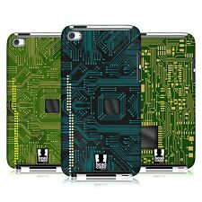 HEAD CASE DESIGNS CIRCUIT BOARDS CASE COVER FOR APPLE iPOD TOUCH 4G 4TH GEN
