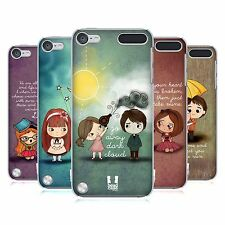 HEAD CASE DESIGNS CUTE EMO LOVE CASE COVER FOR APPLE iPOD TOUCH 5G 5TH GEN