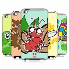 HEAD CASE DESIGNS EYE BUGS CASE COVER FOR APPLE iPOD TOUCH 4G 4TH GEN
