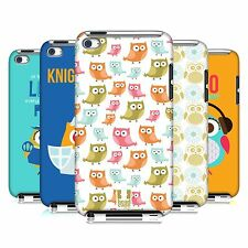 HEAD CASE DESIGNS LITTLE OWLS KAWAII CASE COVER FOR APPLE iPOD TOUCH 4G 4TH GEN