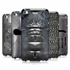 HEAD CASE DESIGNS MEDIEVAL ARMOURY CASE COVER FOR APPLE iPOD TOUCH 4G 4TH GEN