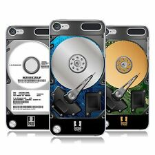 HEAD CASE DESIGNS HARD DISK DRIVES CASE COVER FOR APPLE iPOD TOUCH 5G 5TH GEN