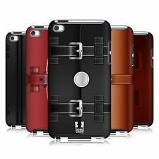 HEAD CASE DESIGNS BRIEFCASE CASE COVER FOR APPLE iPOD TOUCH 4G 4TH GEN