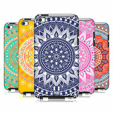 HEAD CASE DESIGNS MANDALA CASE COVER FOR APPLE iPOD TOUCH 4G 4TH GEN