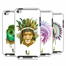 HEAD CASE DESIGNS HEADDRESS CASE COVER FOR APPLE iPOD TOUCH 4G 4TH GEN