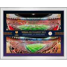 Europa League Final 2012 Atletico Madrid v Bilbao UEFA Photograph Range