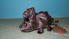 Russ Zonies Earth Zone Collection Tyrone Triceratops Stuffed Plush Beanie 7