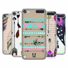 HEAD CASE DESIGNS LOVE FEATHERS CASE COVER FOR APPLE iPOD TOUCH 5G 5TH GEN