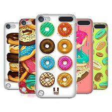 HEAD CASE DESIGNS DOUGHNUTS CASE COVER FOR APPLE iPOD TOUCH 5G 5TH GEN