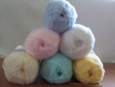 King Cole 100grm Baby Comfort 4 Ply :6 Shades available