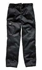 Dickies WD884 Redhawk Super Work Trousers Black Navy Blue Cargo Style Pants