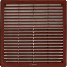 Air Vent Grille Cover BROWN Ventilation Grill Covers High Quality ASA Plastic