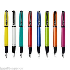 PLATIGNUM STUDIO FOUNTAIN PEN - 8 trendy colours to choose!